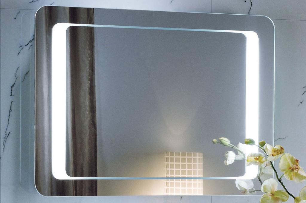 Огледало с вградено осветление Adele