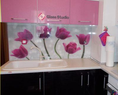 розова кухня