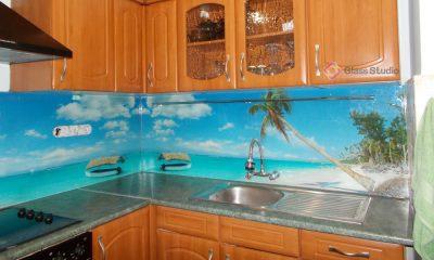принт стъкла плаж кухня